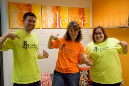 Rebuilding Together Volunteers